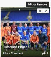 How to create a facebook profile (Screen 7)