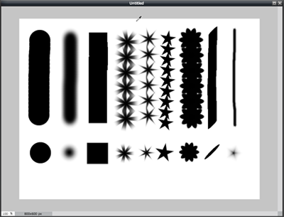 Paint Tool (Screen 3)