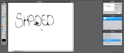 Pencil Tool (Screen 4)