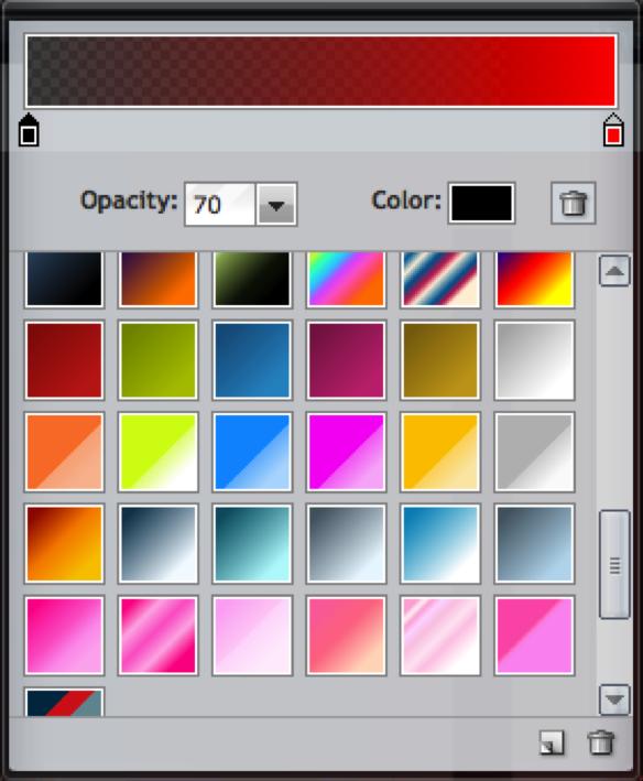 Gradient Tool - Functions