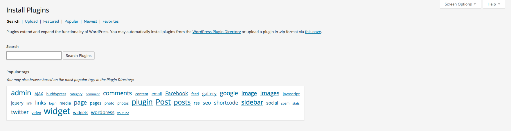 WordPress Plugins - Nevill Media